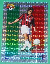 FOOTBALL CARD PANINI 1996 A. COSTACURTA AC MILANO ITALIA  ROSSONERI 1995-96