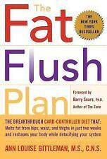 The Fat Flush Plan by Ann Louise Gittleman (2016, Paperback)