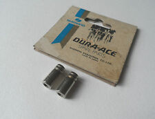 *NOS Vintage 1970s SHIMANO DURA-ACE 4mm gear cable housing end ferrules*