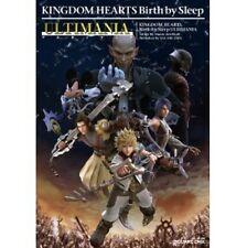 Kingdom Hearts Birth by Sleep Ultimania strategy guide book / PSP