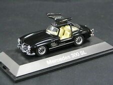 """Schuco Mercedes-Benz 300 SL 1955 1:43 Black #428 """"Mille Miglia"""" (JS)"""