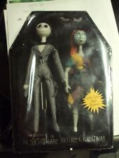 NBC Jack and Sally Limited Edition Porcelain Dolls In Package