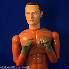 """Dragon Models Nude Caucasian Action Figure Body GSG9 Ulrich Beck 12"""" 1:6 Scale"""
