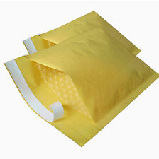 100 GOLD JL00 B/00 B 00 2 Bags Bubble Envelopes padded GOLD post mail lite