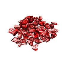 Vase Fillers: Crushed Glass Crystal Sand Shards, 1 bag (1-lb/bag), Decoration