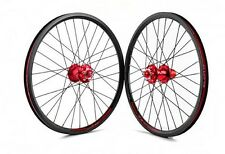 "Tailor-Made 20"" 406 Front & Rear Wheelset LitePro K Fun Disc Brake 32/32 Spokes"