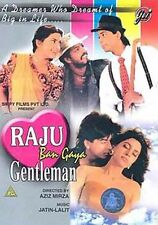 RAJU BAN GAYA GENTLEMAN - BOLLYWOOD DVD - FREE POST