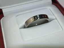 CARTIER MINI LOVE Ring Gr.54 950/000 PLATIN