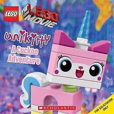 LEGO The LEGO Movie: Unikitty: A Cuckoo Adventure, Brooke, Samantha, Good Book