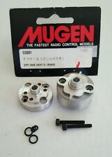 VINTAGE MUGEN RC ATHLETE DIFFERENTIAL CASE W/ O-RINGS C0201 NIP