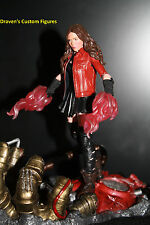 Marvel Legends custom Scarlet Witch (Avengers Age of Ultron), DC Universe