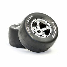 Primal RC QS 1/5 Gas Dragster Rear Racing Slick Wheels/Tires (set of 2)