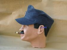 WW2 German Luftwaffe Soldier HBT Summer M43 Field Cap repro