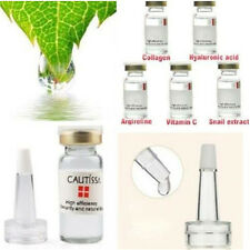 FD3791 Useful Snail Extract Collagen Serum Vitamin C Plant Hyaluronic Acid 10ml♫