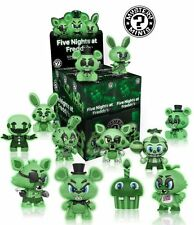 Funko Mystery Minis - FNAF Five Nights At Freddy's Glow In The Dark - Case Of 12