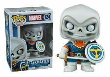 "EXCLUSIVE TASKMASTER 3.75"" POP VINYL FIGURE FUNKO BRAND NEW MARVEL"