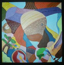 DANIELA MORONI - Acrilico su tela (2015)