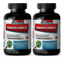 Healthy Weight - Probiotic Complex 40 Billion - Probiotic Acidophilus 100 2B