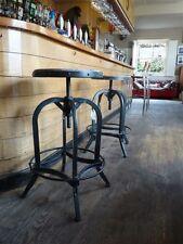 Tabouret De Bar Réglable (66-85cm) artisan urbain vintage industriel