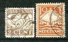 Nederland  139 - 140 gebruikt (1)