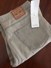 Paul Smith Jeans The Clothing For work Slim Fit Blue Jay Jeans(W 36 ) $ 380