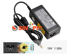 A19  For ACER ASPIRE ONE AOA150 19V 1.58A BATTERY CHARGER 30W