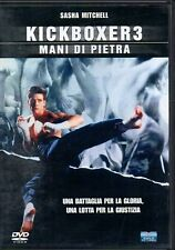 KICKBOXER 3 MANI DI PIETRA - DVD (USATO EX RENTAL)