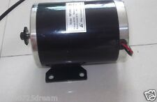 36V 1000W Brush Motor Permanent Magnet Motor DIY Electric Motor E-Bike Scooter B