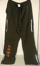 USMC Issue NEW BALANCE MARINES Running Suit PANTS  EGA SMALL LONG INSEAM 33""