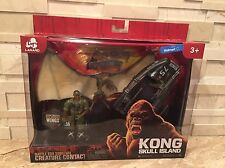 KING KONG SKULL ISLAND FLYING CREATURE CONTACT FIGURE SET