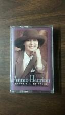 Annie Herring - There's A Stirring - Sparrow - 1992 - Cassette Tape