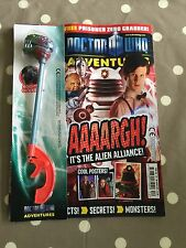 Doctor Who Adventures magazine Issue 210 - Excellent Condition With Free Gifts