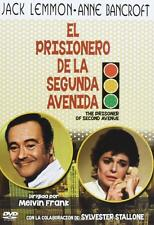 THE PRISONER OF SECOND AVENUE (1975) **Dvd R2** Jack Lemmon