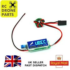 uBEC 5V 6V 3A Hobbywing Switch Mode Max 5A LowRF Noise BEC Pololu FPV UK Seller