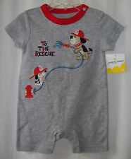 New with tags Little Boys Jumping Beans onesies 0-3 mo & 3-6 mo NWT