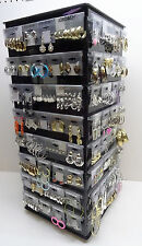300 Pairs of New Jordache Earrings with a Large Spinning Display Rack