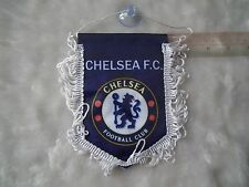 kiTki 152x105mm Chelsea small flag with sucker football soccer fans souvenir