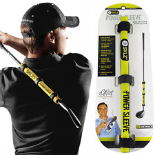 """NEW 2016"" SKLZ POWER SLEEVE GOLF TRAINING AID -IMPROVE YOUR STRENGTH & DISTANCE"
