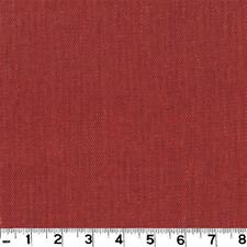 Roth & Tompkins Solid Drapery Upholstery Fabric Bennett Claret Red Free Samples