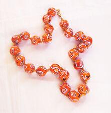 collier en perles de murano authentique Nouvelle collection 2012