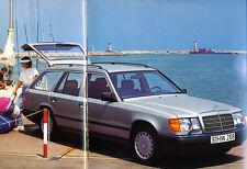Mercedes-Benz -T-Modell -  Prospekt - 02/89 - Deutsch - nl-Versandhandel