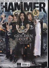 METAL HAMMER MAGAZINE - August 2012