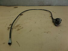 1980 HONDA CM400T SPEEDOMETER DRIVE WITH CABLE