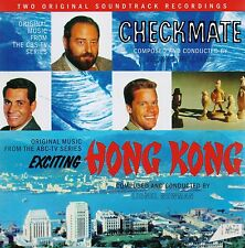 Johnny Williams - Lionel Newman THE MUSIC FROM 'CHECKMATE' + THE MUSIC FROM HKG