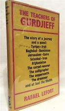 TEACHERS OF GURDJIEFF OCCULT MYSTIC AWAKENING TURKEY BAGHDAD MIDDLE EAST IRAN