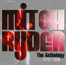 Mitch Ryder - The Anthology 1979-1994 (2xCD 2012) NEW & SEALED