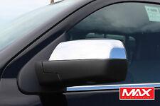 MCCH106 - 2014-2017 GMC Sierra 1500/ 2500 HD Chrome Mirror Covers