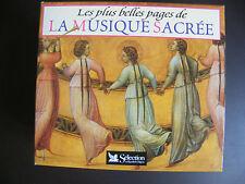 """COFFRET 5 CD """"Les plus belles pages de la musique sacrée"""" Reader's Digest"""