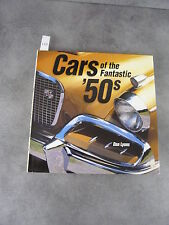 Dan Lyons Cars of the fantastic 50 s Automobile Américaine beau livre