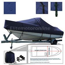 Maxum 2400 SC3 Cuddy Cabin Cruiser I/O Trailerable Boat Cover Blue